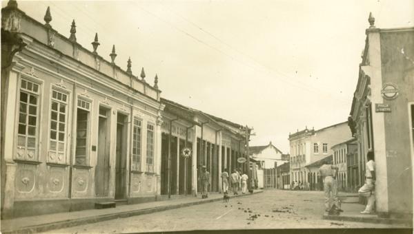 Rua Doutor João Martins : Laje, BA - 1949