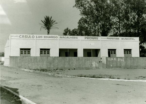 Projeto Casulo Luis Eduardo Magalhães – Pronav : Lajedão, BA - [19--]