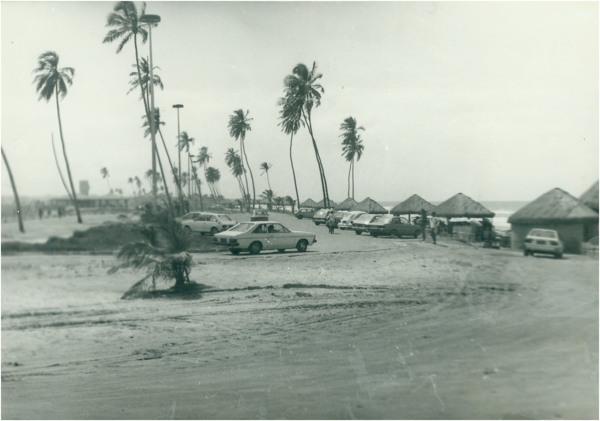 Praia de Ipitanga : Lauro de Freitas (BA) - [19--]