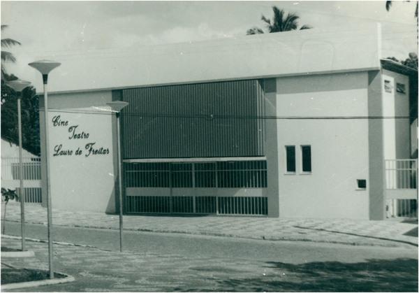 Cine Teatro : Lauro de Freitas (BA) - [19--]