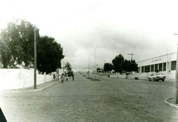Rua São Lourenço : Macarani, BA - [19--]