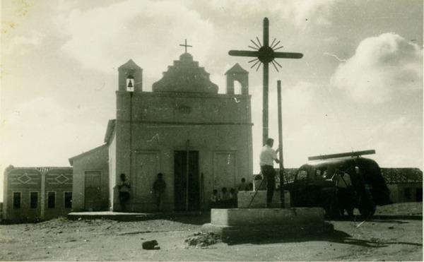 Capela : Macururé, BA - 1956