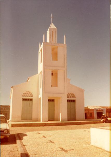 Igreja Matriz de Senhor do Bonfim : Macururé, BA - [19--]