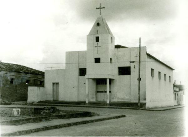 Igreja Matriz Coração de Jesus : Maiquinique, BA - [19--]