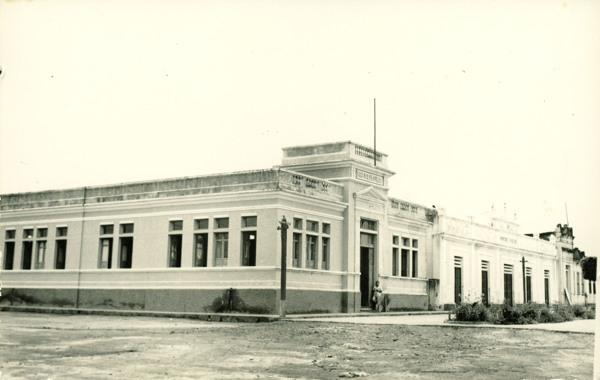Prefeitura Municipal : Maracás, BA - 1957