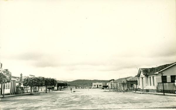 Rua Oscar Sá : Maracás, BA - 1957