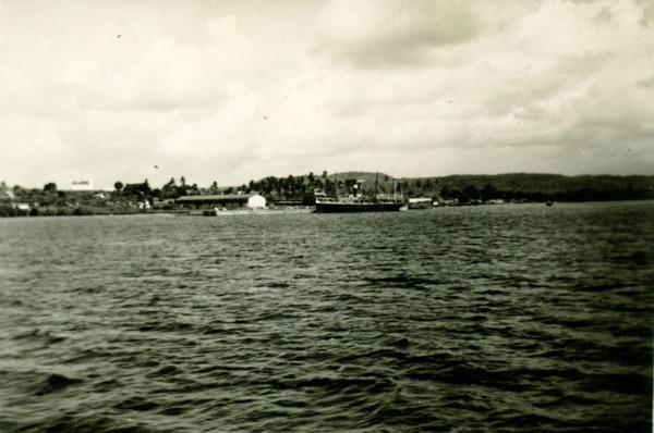 Rio Paraguaçu : Maragogipe, BA - 1957