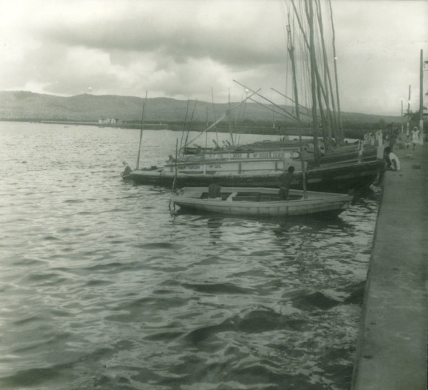 Cais do porto : Maragogipe, BA - [19--]
