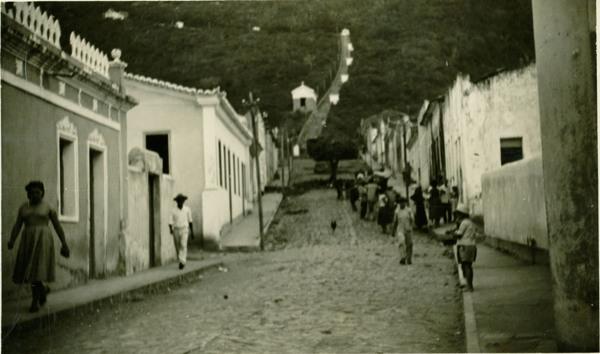 Rua dos Santos Passos : Monte Santo, BA - 1957