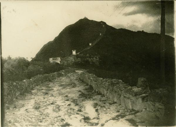 Caminho da Santa Cruz : Monte Santo, BA - [19--]
