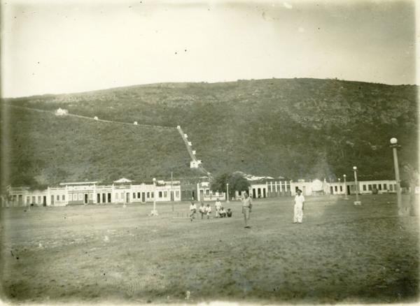 Vista parcial da cidade : Monte Santo, BA - [19--]