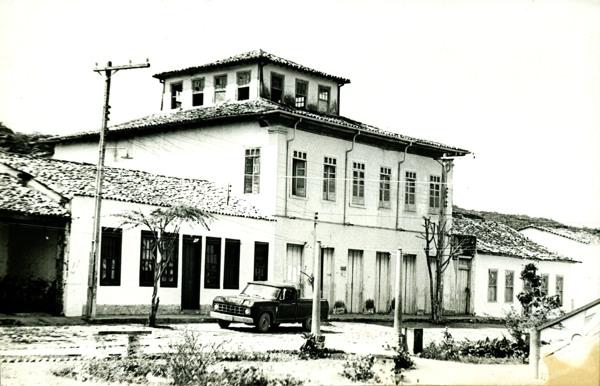 Vista parcial da cidade : Mucugê, BA - [19--]