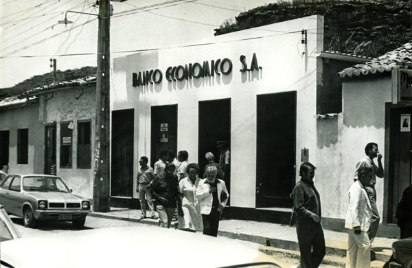 Banco Econômico S.A. : Mucugê, BA - [19--]