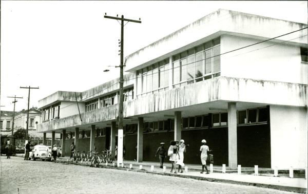 Agência do INPS : Nazaré, BA - [19--]