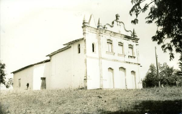 Igreja de Senhor do Bonfim : Muniz Ferreira, BA - [19--]