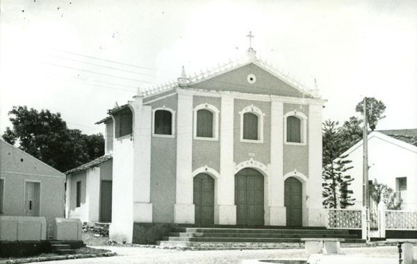 Igreja matriz : Muniz Ferreira, BA - [19--]