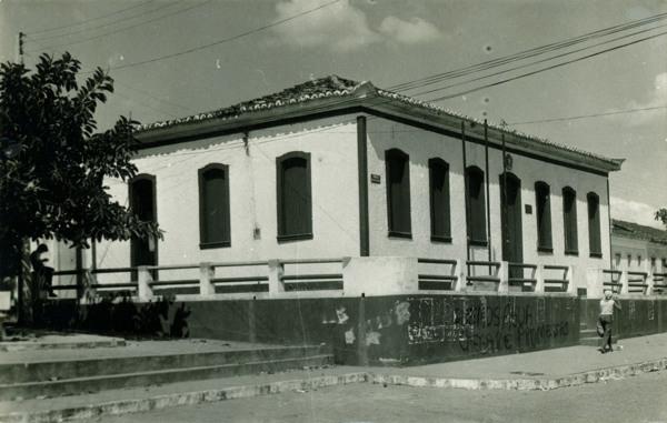 Prefeitura Municipal : Ibiassucê, BA - [19--]