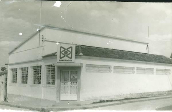 Banco Bamerindus : Ibirapuã, BA - [19--]