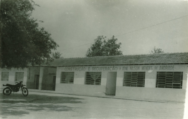 Grupo Escolar Castro Alves : Ibirapuã, BA - [19--]