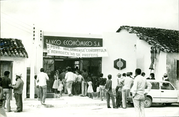 Banco Econômico S.A. : Ibicoara, BA - [19--]