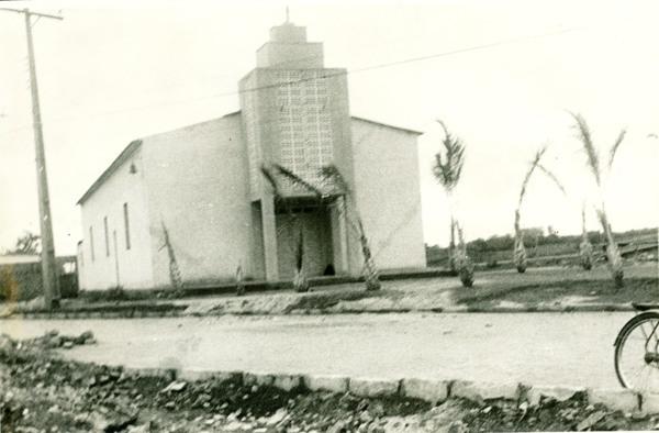 Igreja Matriz de Nossa Senhora do Livramento : Iraquara, BA - [19--]