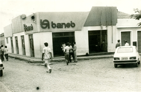 Banco BANEB : Iraquara, BA - [19--]