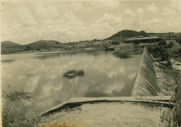 Açude Juracy Magalhães : Itaberaba, BA - 1957