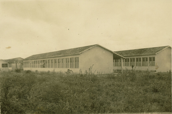 Ginásio : Itaberaba, BA - 1957