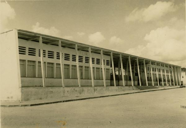 Mercado Municipal : Itaberaba, BA - 1957