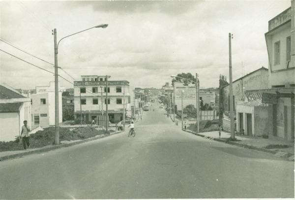 Avenida Cinquentenário : Itabuna, BA - [19--]