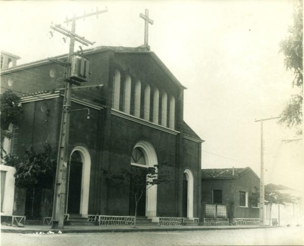 Igreja Matriz Maria Gorethi : Itagibá, BA - [19--]