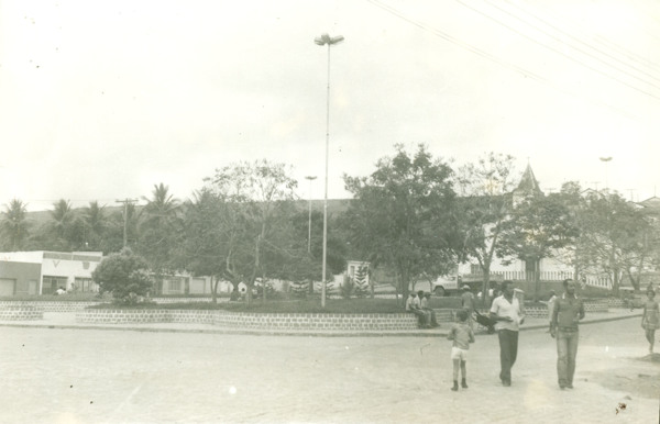 Praça Castro Alves : Itagimirim, BA - [19--]