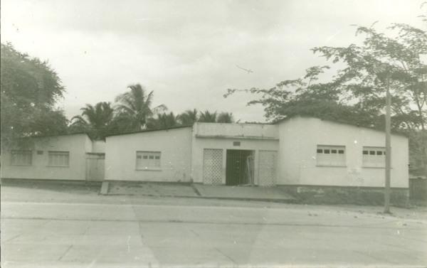 Ginásio Municipal : Itagimirim, BA - [19--]