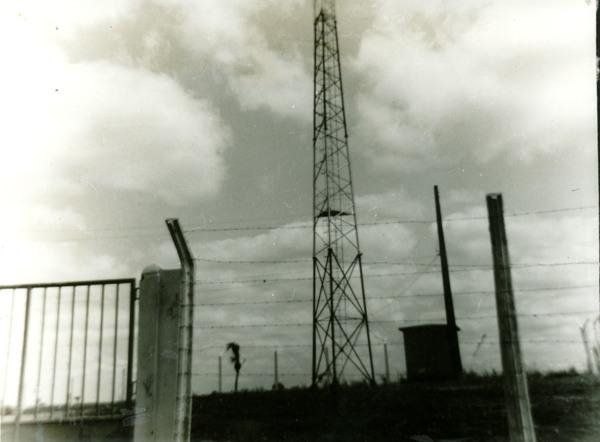 Torre da Telebahia : Itaju do Colônia, BA - [19--]