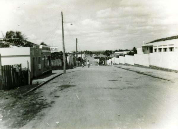 Avenida Lomanto Júnior : Ceplac : Itaju do Colônia, BA - [19--]