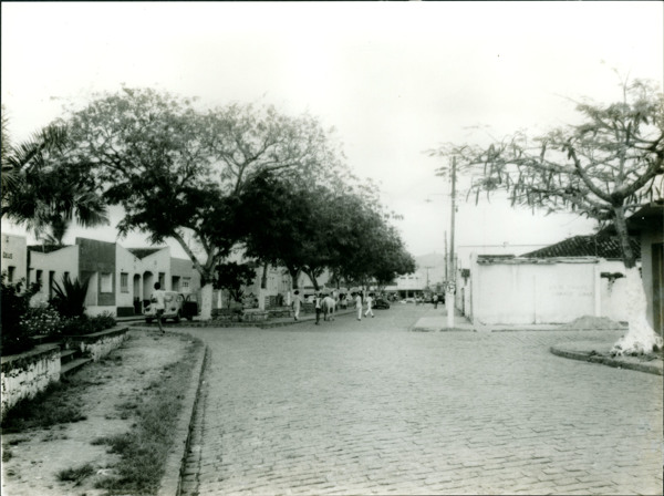Praça Castro Alves : Itapitanga, BA - [19--]