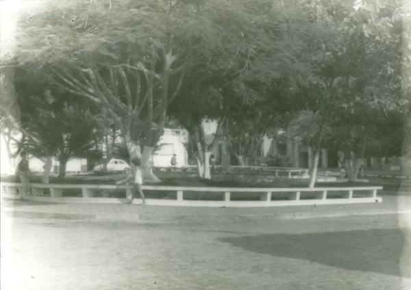 Praça Castro Alves : Itarantim, BA - [19--]