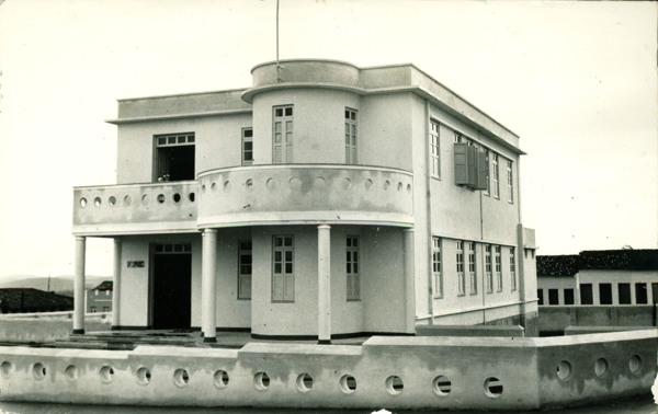 Prefeitura Municipal : Itiruçu, BA - 1957