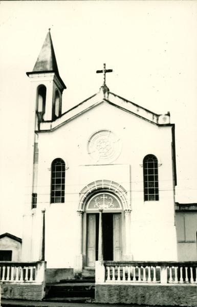Igreja Matriz : Itiruçu, BA - 1957