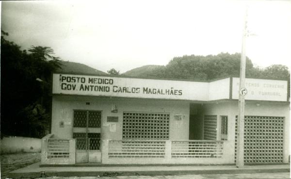 Posto Médico Governador Antônio Carlos Magalhães : Jacaraci, BA - [19--]