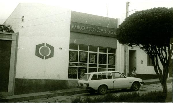 Banco Econômico S.A. : Jacaraci, BA - [19--]