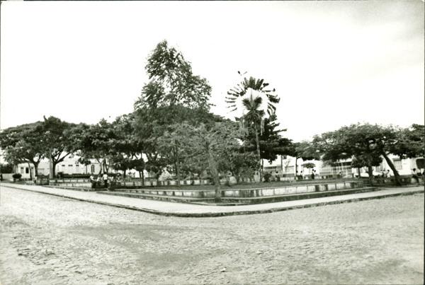 Praça Castro Alves : Itororó, BA - [19--]