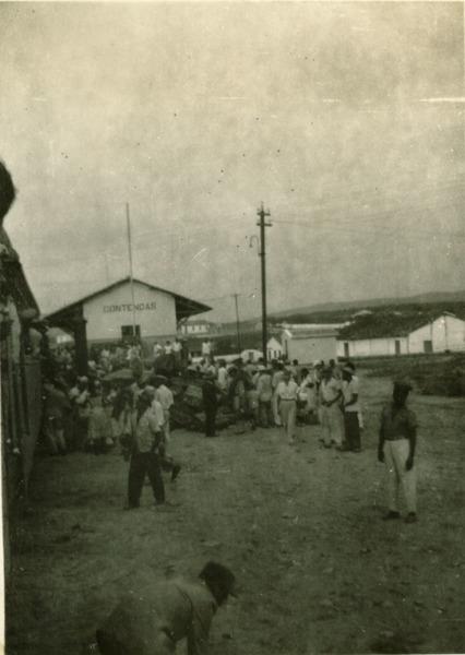 Estação de Contendas : Ituaçu, BA - [19--]