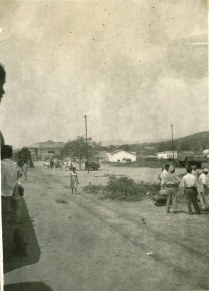 Estação de Tanhaçu : Ituaçu, BA - [19--]
