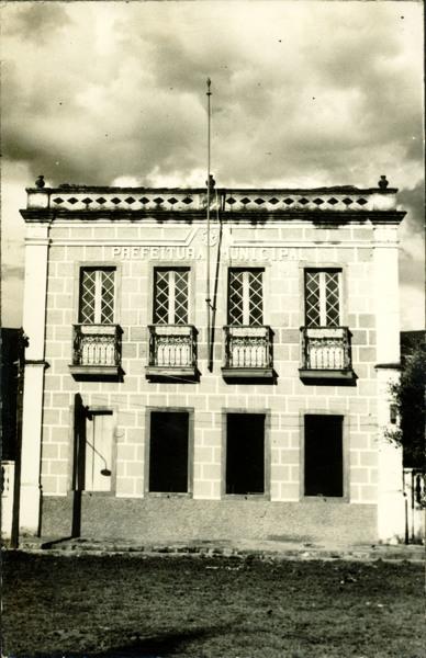 Prefeitura Municipal : Ituaçu, BA - 1957