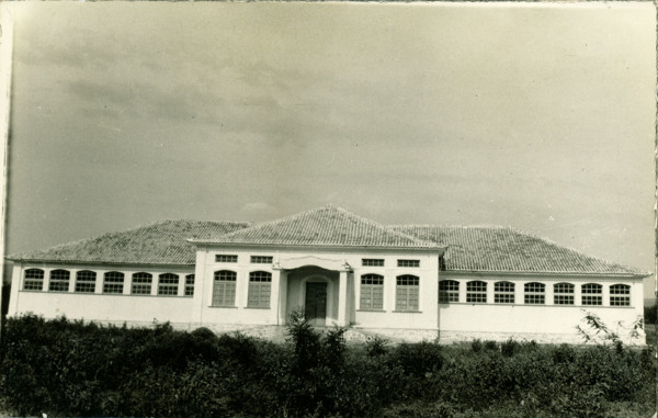 Hospital regional : Ituaçu, BA - 1957