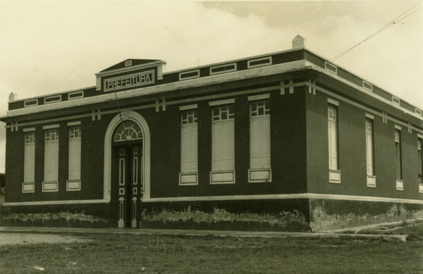 Prefeitura Municipal : Jaguarari, BA - 1957