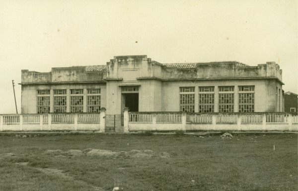 Grupo Escolar Floriano Peixoto : Jaguarari, BA - 1957