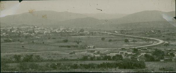 Vista panorâmica da cidade : Jequié, BA - [19--]