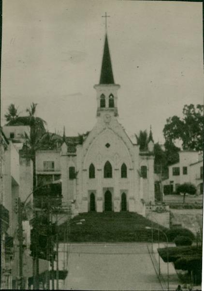 Catedral Santo Antônio de Pádua : Jequié, BA - [19--]